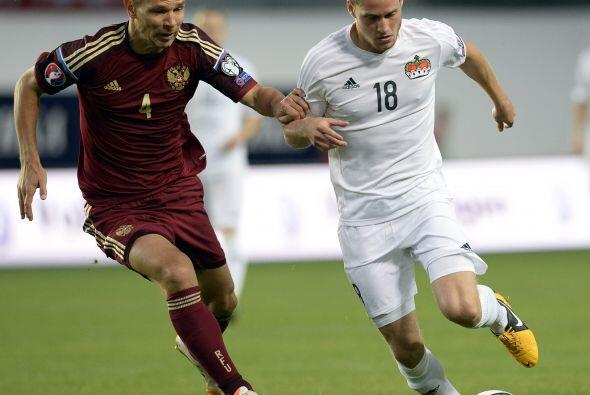 La actividad del jueves continuará con el choque entre Liechtenstein y M...