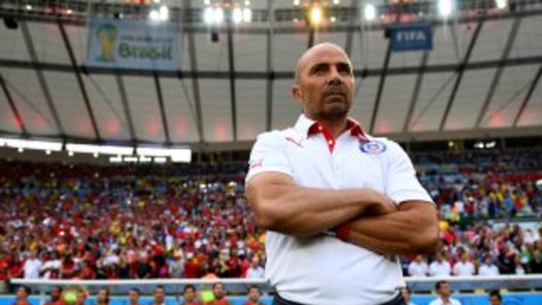 El entrenador argentino disfruta este triunfo ante los españoles como su...