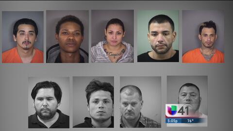 Arrestan a un grupo de personas vinculado al tráfico humano en San Antonio