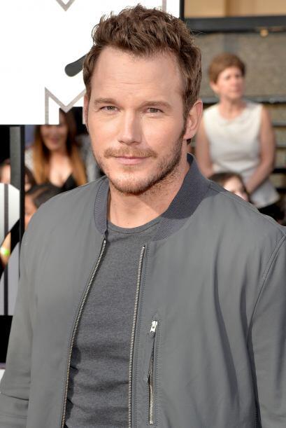 """Chris Pratt, de """"Guardians of the Galaxy"""".  Mira aquí los videos más chi..."""