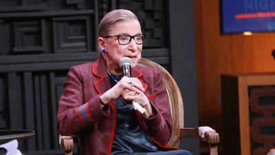 Por qué es una buena noticia para las mujeres que Ruth Bader Ginsburg no quiera retirarse todavía