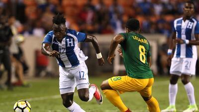 Guayana Francesa rescata el empate ante una Honduras muy gris