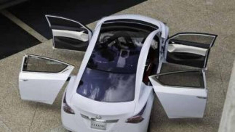 Los estrenos de Nissan en el Autoshow de Los Ángeles. 63d9e3e063174389b2...