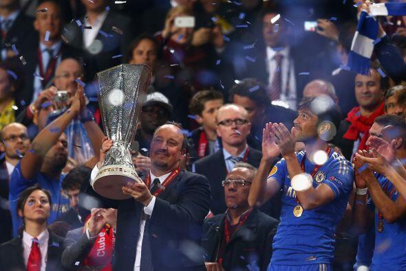 Ni el título de la Liga Europa que consiguieron los 'Blues' ayud&...