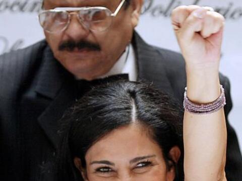 Mujeres que han incursionado en la política, medios de comunicaci...