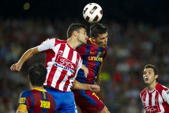 Ante la ausencia de Lionel Messi, lesionado, los 'culés' dependieron del...