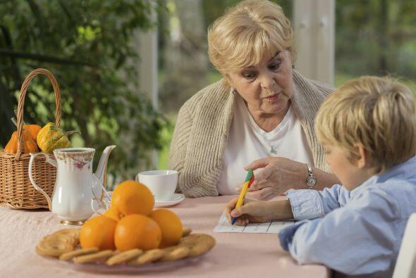 Tienes que explicarle al niño qué sucederá con él y contigo cuando comie...