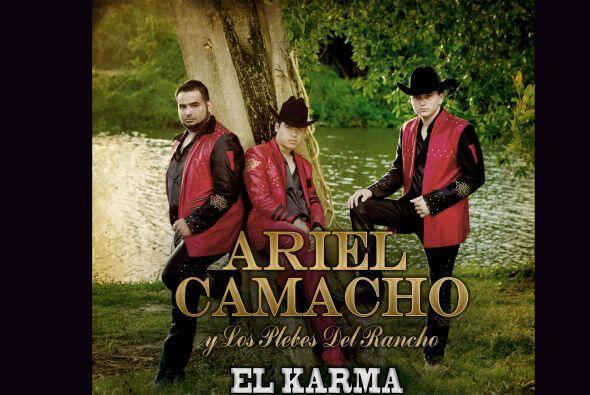 El joven tenía un gran futuro, pues su banda Ariel Camacho y los Plebes...