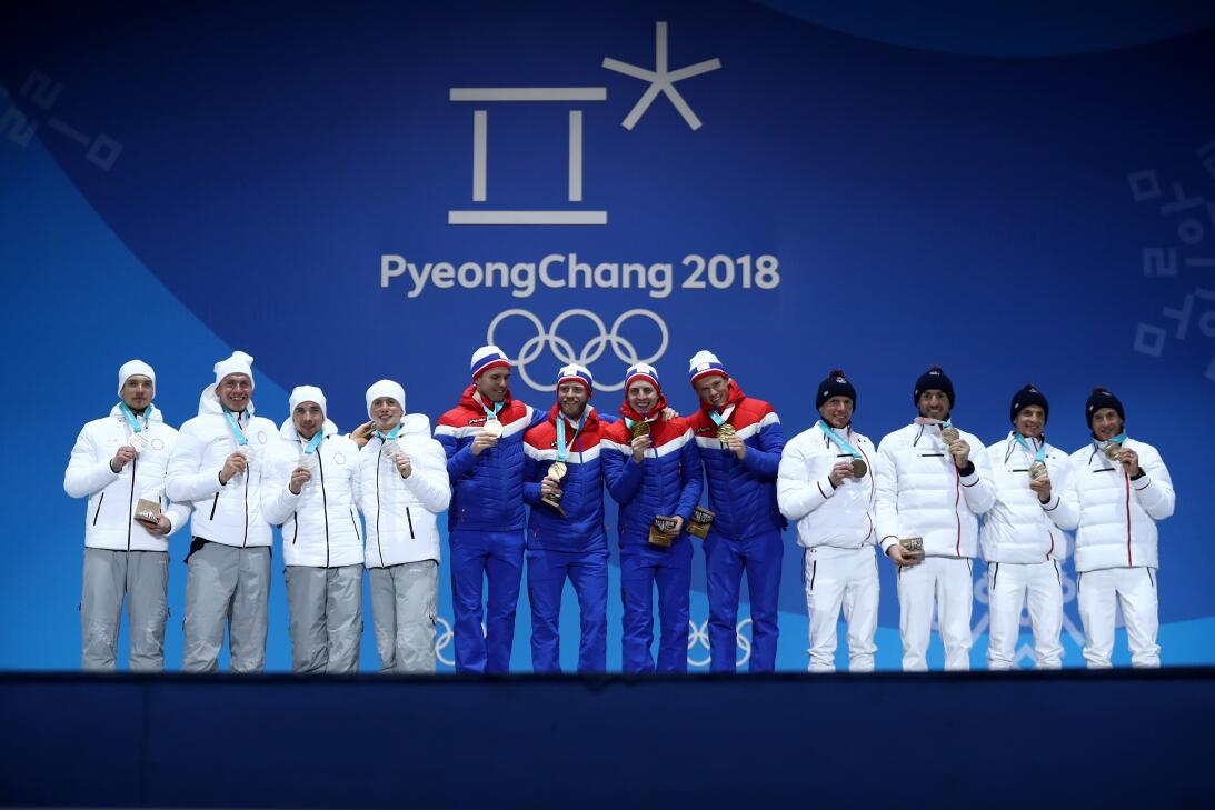 Pyeongchang 2018: Los resultados de la jornada cross-country-skiing-norw...