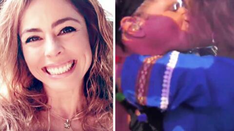 Chely Torres y Carlos Vives