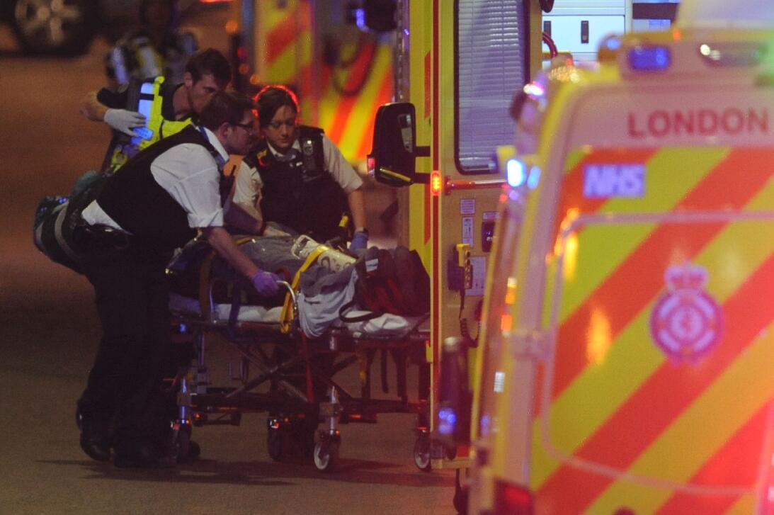 La policía metropolitana de Londres ha confirmado que los incidentes en...