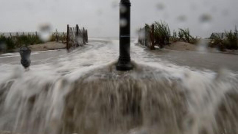 Huracan Sandy Atlantic City