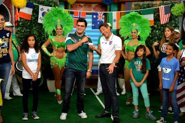 Sin duda, México vs Estados Unidos, es la rivalidad más importantes de l...