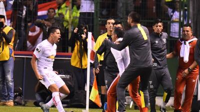 Liga de Quito se impone a San Lorenzo y suma sus primeros tres puntos en Libertadores