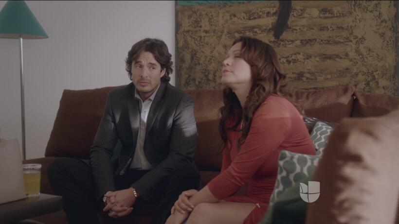 Jenni necesita el apoyo de sus seres queridos y no dudó en buscar a Eric...