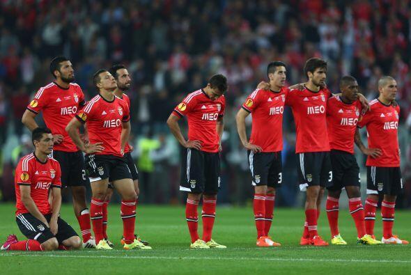 En ese año la prensa y los rumores pusieron al Benfica como el equipo do...