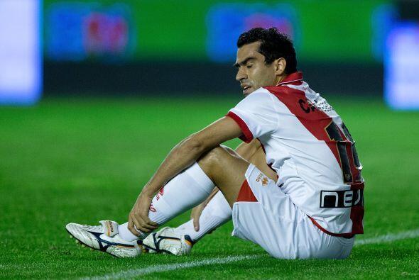 Nery Castillo  Las razones son un tanto obvias, pues su llegada al Rayo...