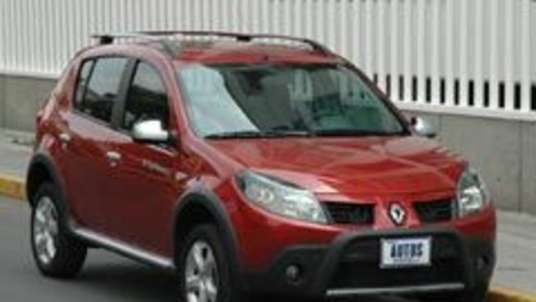 Renault Stepway 2010