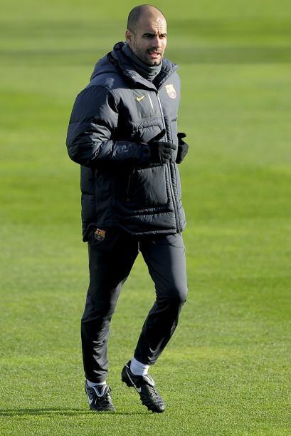 En Barcelona dicen que Josep Guardiola ya habría firmado su renovación a...