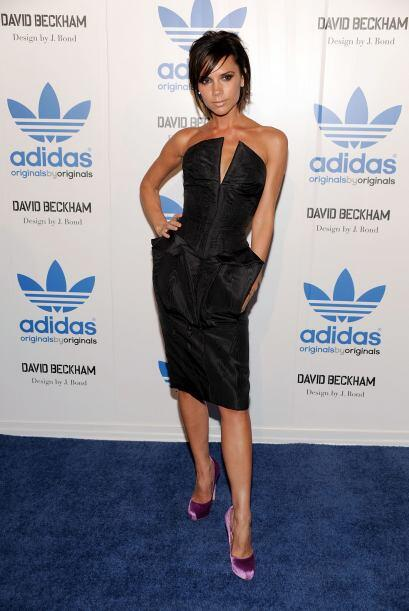 La esposa del guapísimo David Beckham derrocha gran parte de su fortuna...
