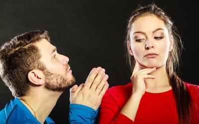 parejas enojadas - peleando - perdon - discutiendo