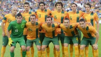 Una nueva generación australiana logró su segunda calificación al Mundia...