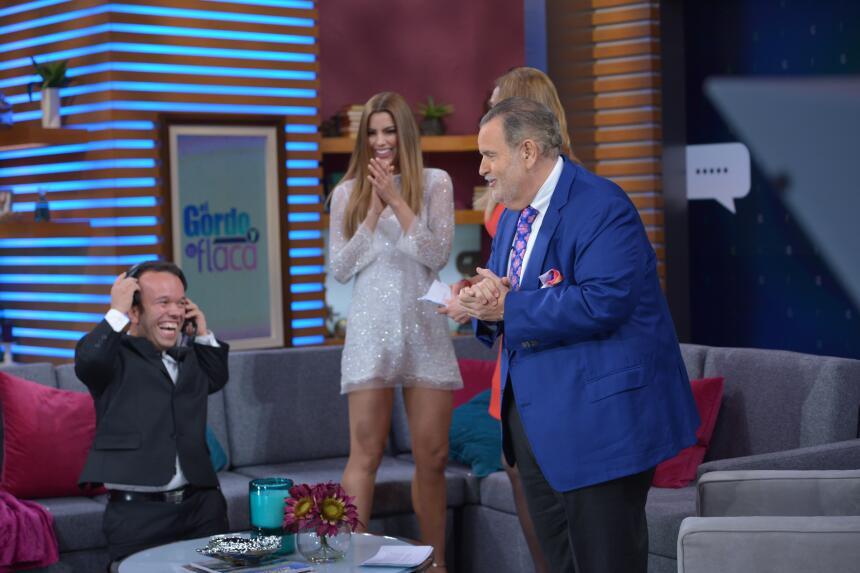 ¡Miss Colombia pasó un día increíble con El Gordo y La Flaca! DSC_3398.JPG