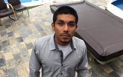 Ivan Velazquez, 27, was born in Los Angeles, California, to immigrant pa...