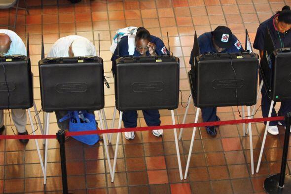 Arturo Vargas proyecta que 6.5 millones de hispanos votarán este año, un...