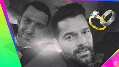 Ricky Martin y su historia de amor