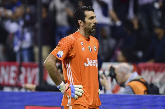 Buffon y los súper cracks que jamás ganaron la Champions League AP_16358...