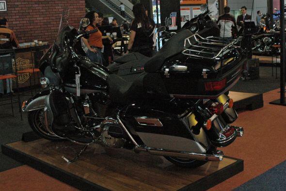 Las motos de Harley-Davidson son sinónimo de poder y estilo.