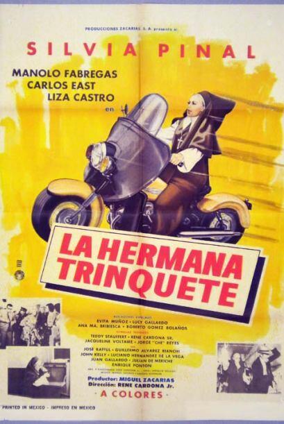 En ' La hermana Trinquete', Chespirito es parte de la historia de Elena,...