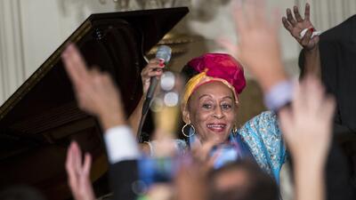 La gozadera de Cuba llegó a la Casa Blanca