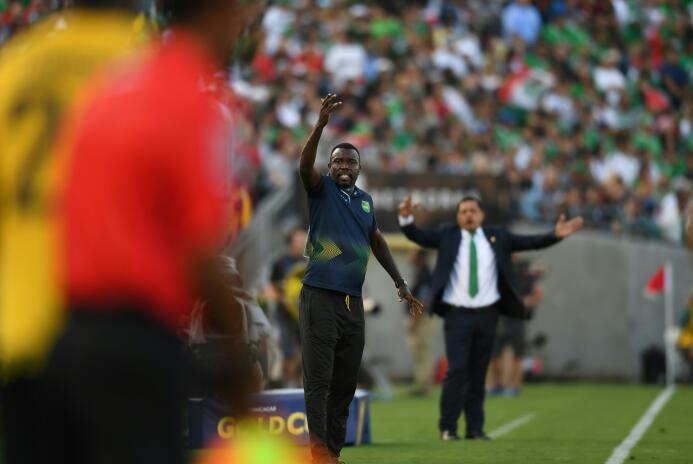 Ridículo nacional: México eliminado de la Copa de Oro GettyImages-821351...