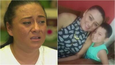 Ella está en Guatemala y su hijo en EEUU: el drama de una madre deportada sin su niño de 6 años