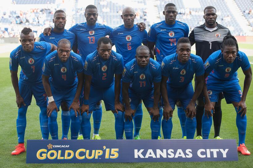Haití hará su aparición en Copa América