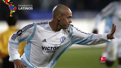 Darío Rodríguez y Gustavo Varela: Los goleadores uruguayos del FC Schalke 04