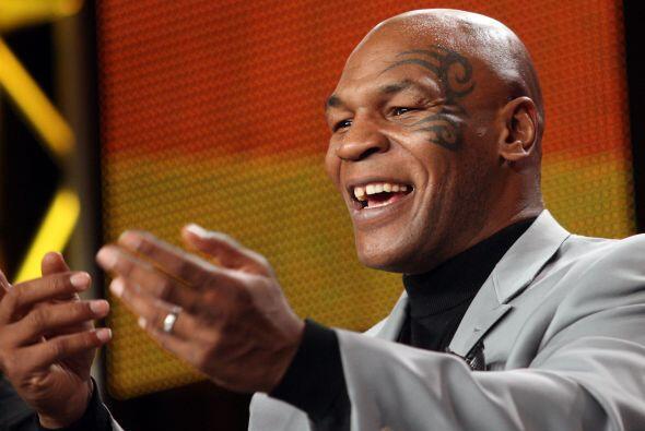 Mike Tyson fue víctima de deformaciones faciales luego de su exitosa car...