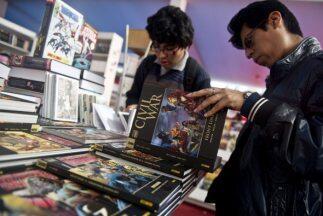 Feria Internacional del Libro en Perú.