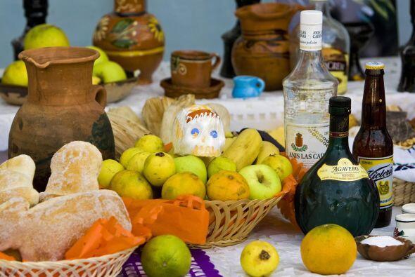 9. La presencia de las bebidas favoritas del difunto es importante, las...
