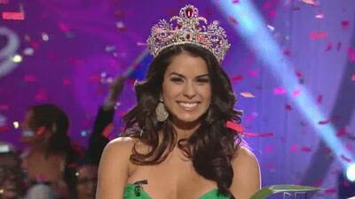 Vanessa De Roide ganó Nuestra Belleza Latina 2012