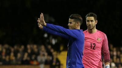 En fotos: Colombia igualó sin goles contra Australia pero mostró confianza para Rusia 2018