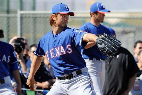 También en Dallas, los Rangers siguen dando mucho de qué hablar y Yu Dar...