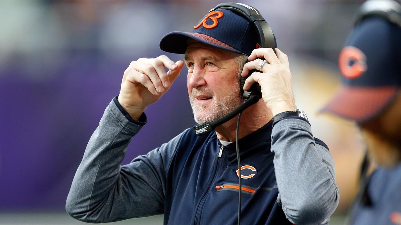 John Fox dejó de ser entrenador de los Bears.