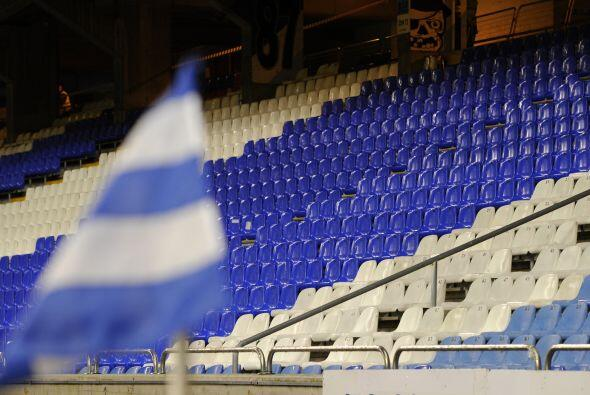 Los 'Riazor Blues' fueron vetados del Estadio Riazor y ya no ocuparán má...