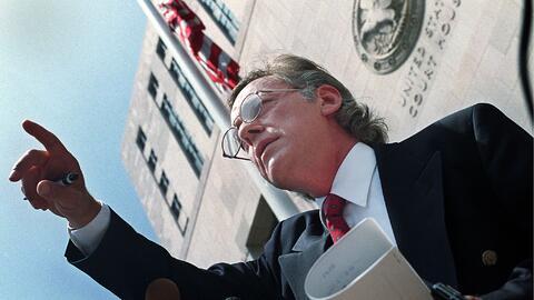 Peter Schey en una fotografía de 2000.
