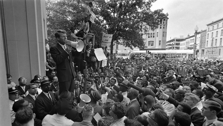Robert Kennedy fue asesinado en 1969