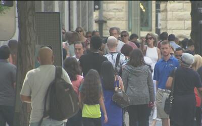 Aumentó el número de turistas que visitaron Chicago durante 2016