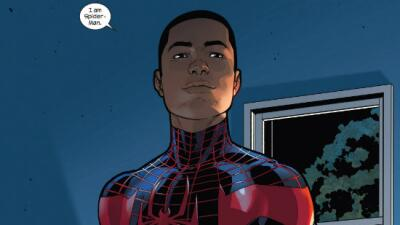 Spider-Man Multiracial